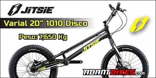 Abant Bikes Nueva Jitsie Varial 20 1010 Disco
