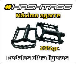 Hashtagg Pedales ultra ligeros - Abant Bikes