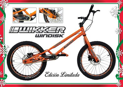 Wikker Win Disc - Abant Bikes Nueva Edicion Limitada Regalo camiseta