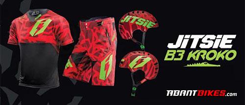 Jitsie New Kroko Gear Abant Bikes