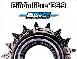 Nuevo pinon libre BONZ 135.9 - ABANT BIKES