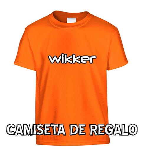 Camiseta Wikker de regalo - Abant Bikes