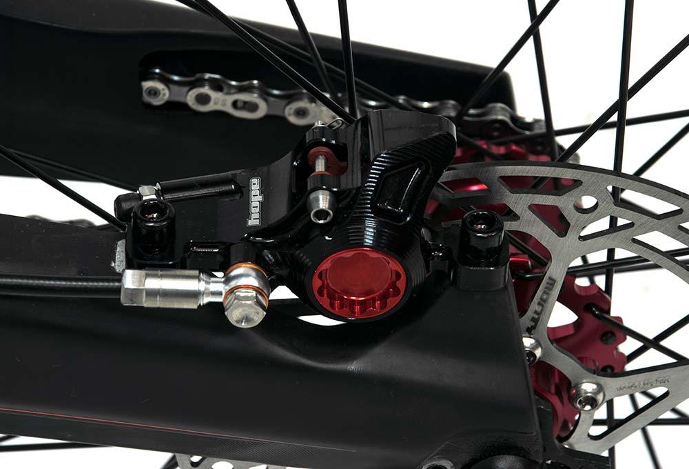 Monty M5 - Abant Bikes