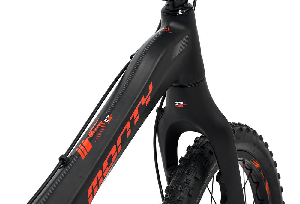 Monty M5 OS 2016 - Abant Bikes