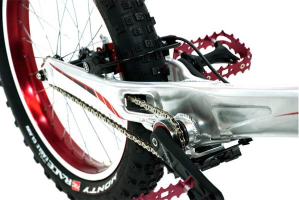 Monty 221 K - Abant Bikes