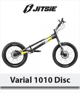 Nueva Jitsie Varial 1010 Disco 20 - ABANT BIKES