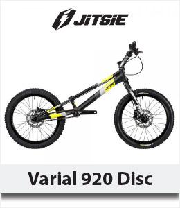 Nueva Jitsie Varial 920 Disc infantil - ABANT BIKES