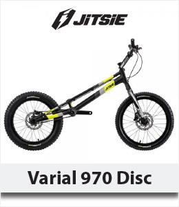 Bicicleta Jitsie Varial 970 Disc - Abant Bikes -ULTIMA UNIDAD