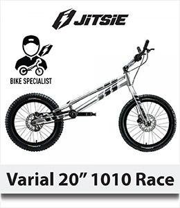 Abant Bikes - Nueva Jitsie Varial 1010 Disco Race