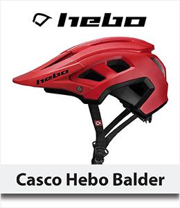 Nuevo Casco Hebo Balder ABANT BIKES Trial