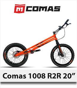 Bicicleta Comas 1008 R2R 20 Disco - ABANT BIKES