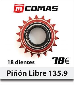 ABANT BIKES Nuvo Pinon Libre COMAS 135 18T