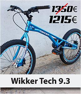 ABANT BIKES Wikker Tech 930 Camiseta Regalo