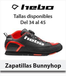 ABANT BIKES Nuevas zapatillas Hebo Bunnyhope trial