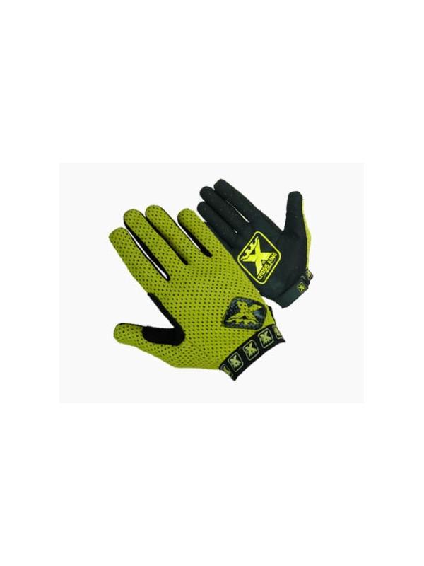 Guantes Cross King Ventil - Amarillo - Los guantes Cross King Ventil estan diseñados para la práctica del BikeTrial y especialmente para la alta competición. Ofrecen una màxima comodidad, tacto y transpiración. Adaptación óptima gracias a la longitud y anchura adecuada de la tira ajustable. También disponibles en otros colores.
