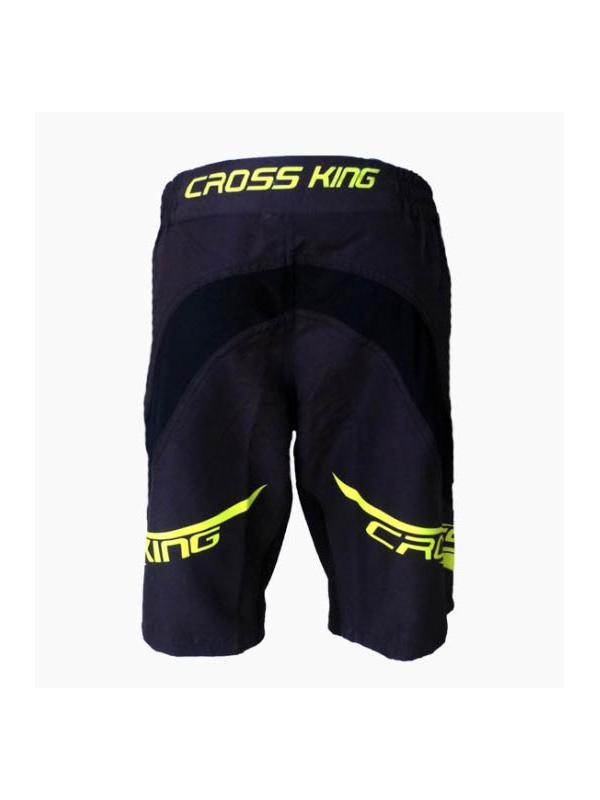 Pantalón Cross King Supra - Pantalón técnico de competición Cross King Supra para BikeTrial y Trial. Fabricado con tejidos de alta calidad, que ofrece una gran transpiración, ligereza y elasticidad. Máxima comodidad en cualquier circunstancia. Pantalones preparados para la alta competición.