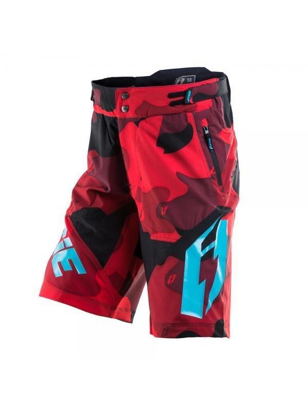Pantalón Jitsie B3 Squad Adulto - Rojo - Pantalón técnico de competición Jitise B3 Squad para BikeTrial y Trial. Fabricado con tejidos de alta calidad, que ofrecen una gran transpiración, ligereza y elasticidad. Máxima comodidad en cualquier circunstancia. Pantalones preparados para la alta competición de BikeTrial/Trial. Este modelo con acabados de alta calidad es resultado de más de dos años de desarrollo y pruebas con los mejores pilotos del mundo.