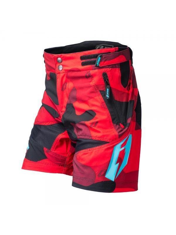 Pantalón Jitsie B3 Squad Infantil - Rojo - Pantalón técnico de competición Jitise B3 Squad para BikeTrial y Trial. Fabricado con tejidos de alta calidad, que ofrecen una gran transpiración, ligereza y elasticidad. Máxima comodidad en cualquier circunstancia. Pantalones preparados para la alta competición de BikeTrial/Trial. Este modelo con acabados de alta calidad es resultado de más de dos años de desarrollo y pruebas con los mejores pilotos del mundo.