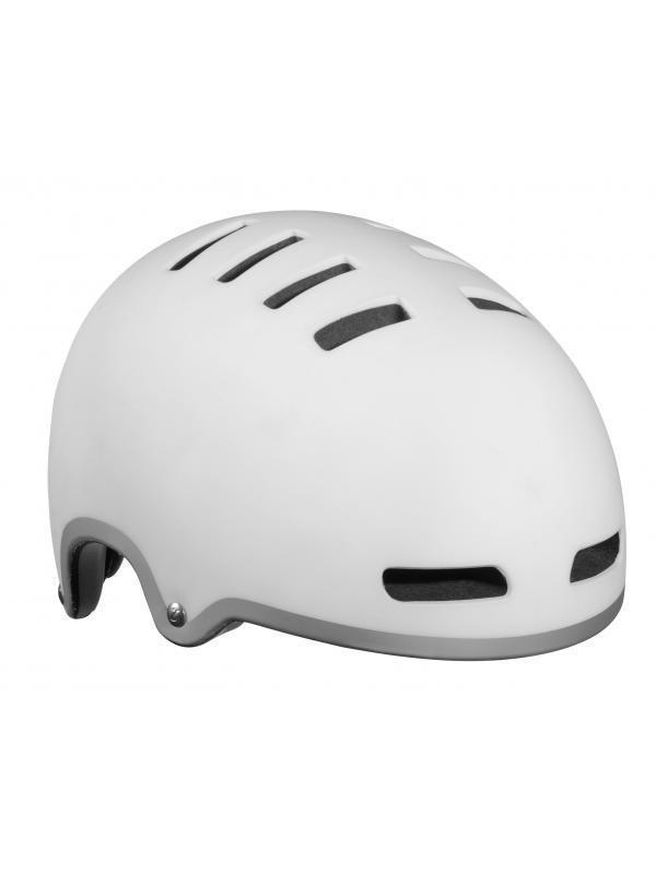 Casco Lazer Armor - Blanco - Lazer Sport es conocido en el ciclismo como un verdadero innovador y el Armor es un casco ligero, ideal para el trial con ventilación óptima gracias a su innovadora construcción. Es el mismo modelo que utilizan los modelos de casco Jitsie Airtime.