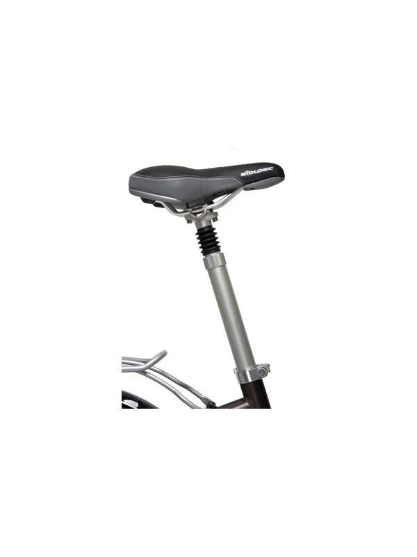 Tija sillín Biologic DAHON con SUSPENSIÓN - La suspensión es muy útil en bicicletas con ruedas pequeñas de 16