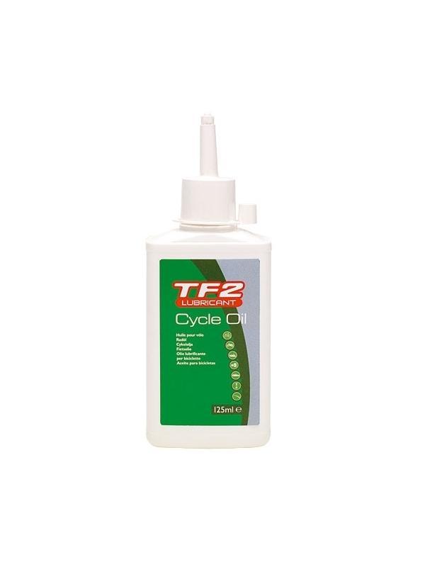 Aceite Mineral 125ml - Aceite Mineral para el engrase de cadenas y partes móviles de la bicicleta como cambios y manetas. Recipiente de 125ml.