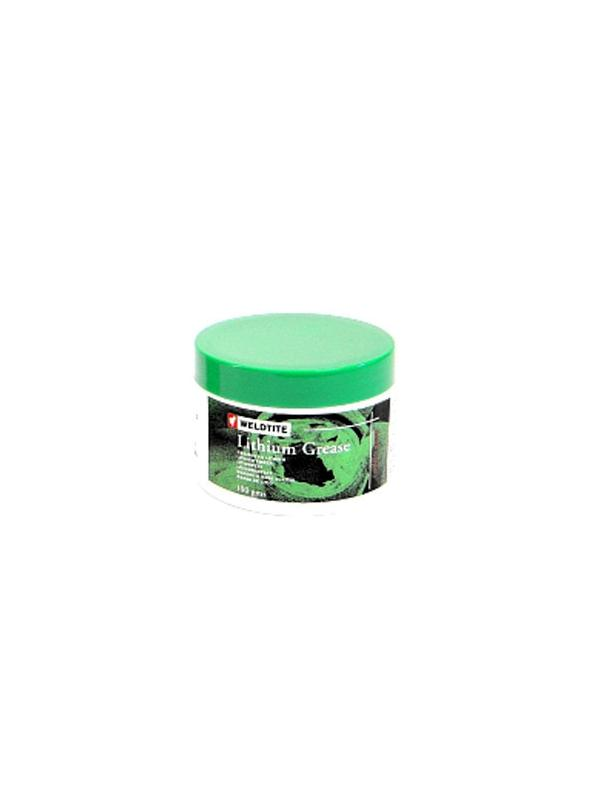 Grasa de litio - Grasa de litio en bote. Ideal para cazoletas de dirección y pedalieres de pistas y bolas. Bote de 100 gramos.