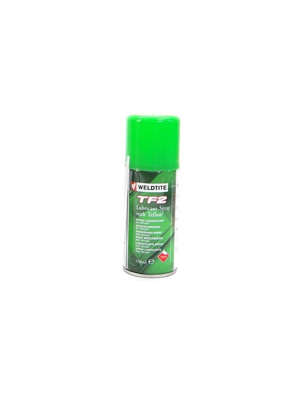 Grasa de teflón en aerosol 150ml - Grasa de teflón en aerosol para el fácil engrase de todas las partes de la bicicleta. bote de 150ml