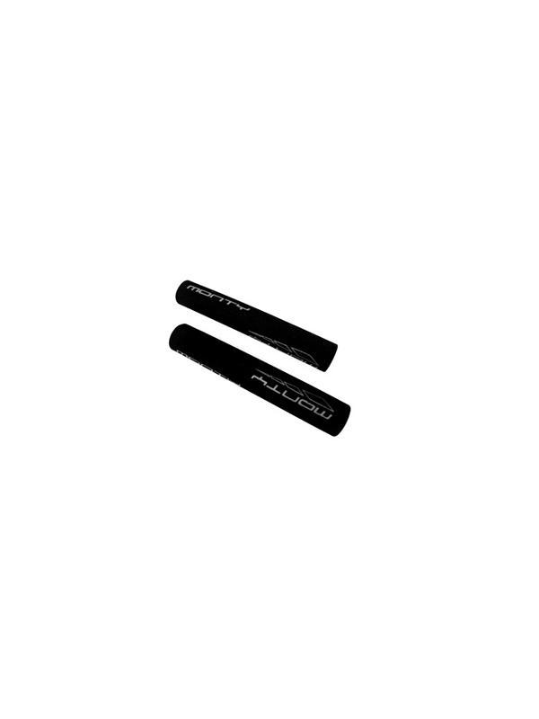 Puños Monty Biketrial espuma LARGOS - Puños especiales para Biketrial. Fabricados en espuma de alta densidad. Minimo grosor para el máximo tacto. (No incluye tapones).