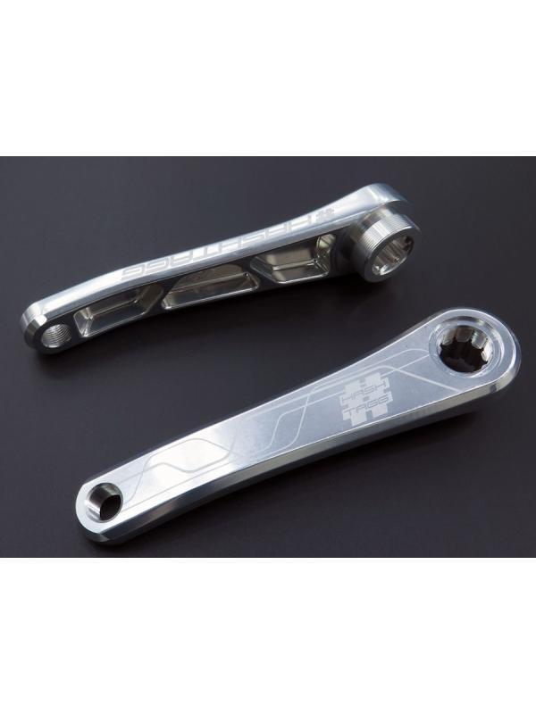 Bielas ISIS Hashtagg 160mm - Biela ISIS Hashtagg de aluminio 7075.  Longitud: 160mm Peso: 410gr.