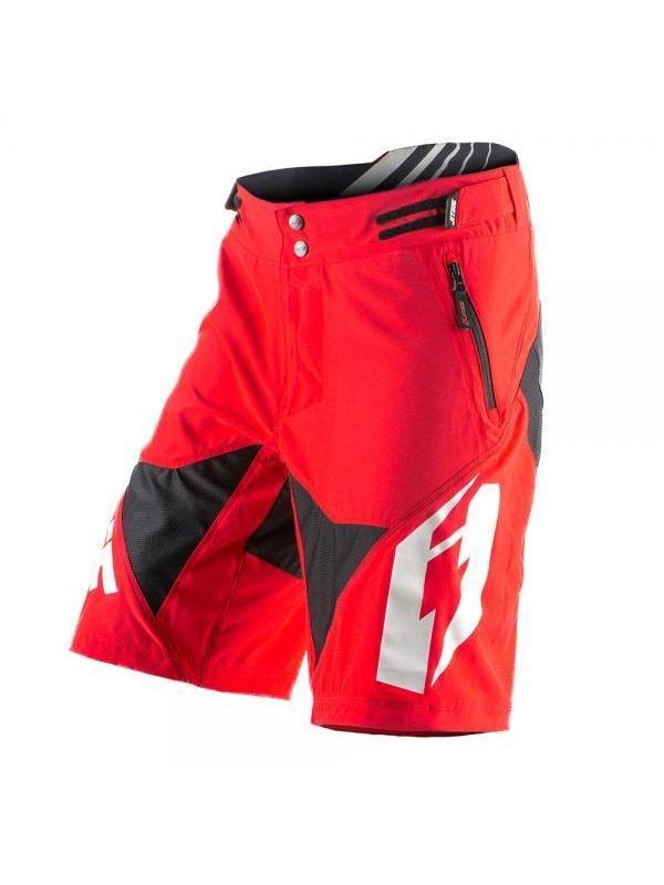 Pantalón Jitsie Airtime 2 - Rojo - Pantalón técnico de competición Jitise Airtime 2 para BikeTrial y Trial. Fabricado con tejidos de alta calidad, que ofrecen una gran transpiración, ligereza y elasticidad. Máxima comodidad en cualquier circunstancia. Pantalones preparados para la alta competición de BikeTrial/Trial. Este modelo con acabados de alta calidad es resultado de más de dos años de desarrollo y pruebas con los mejores pilotos del mundo.