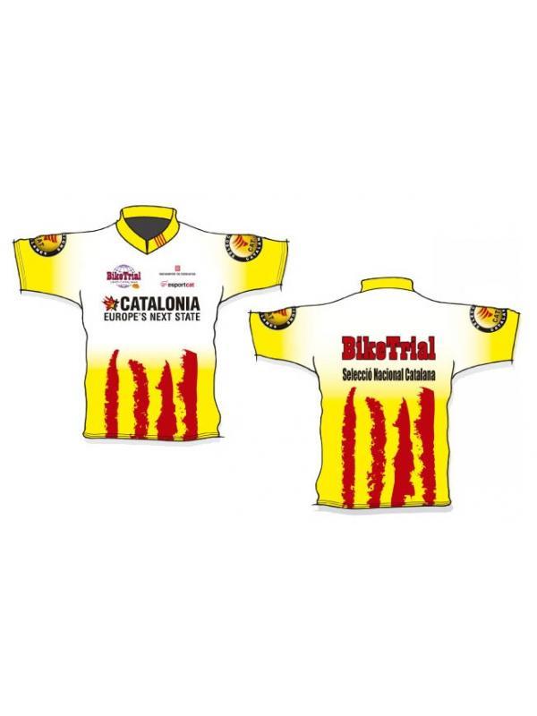 Camiseta de competición oficial de la