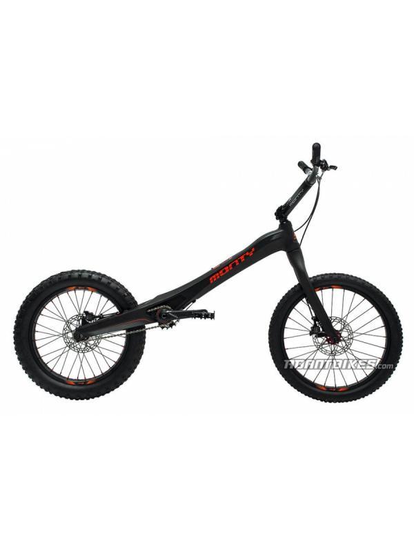 Bicicleta Monty M5 OS 2016 + CAMISETA Y BOLSA ABANT BIKES DE REGALO - Nueva bicicleta Monty M5 OS 2016, bicicleta de 20