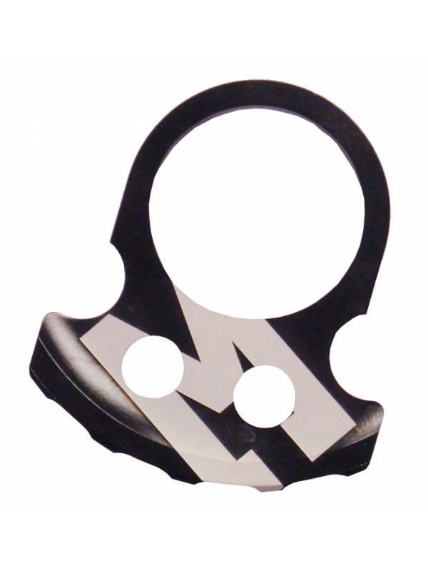Protector piñón ECHO CNC 7075 tipo RING para 18T BikeTrial Trial - Protector ECHO tipo