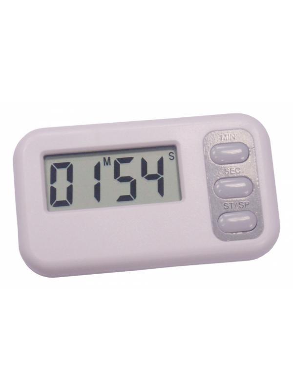 Reloj cuenta atrás - Reloj cuenta atrás de fácil funcionamiento. Fijación a cualquier superficie mediante pinza o imán. Selecciona el tiempo que desees y pulsa start. Cuenta atrás segundo a segundo.