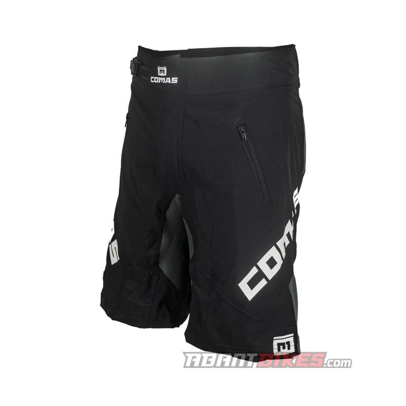 Pantalón corto Comas - Rojo - Pantalón técnico de competición Comas para BikeTrial y Trial. Fabricado con tejidos de alta calidad, que ofrecen una gran transpiración, ligereza y elasticidad. Máxima comodidad en cualquier circunstancia. Pantalones preparados para la alta competición de BikeTrial/Trial.