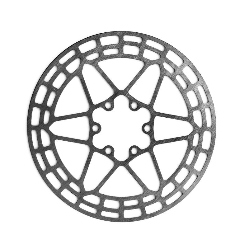 Disco de freno Comas 160mm - Delantero - Nuevos discos de freno Comas optimizado para los nuevos estilos de pilotaje. Disco trasero de 160mm. También disponible el disco delantero de 160mm.