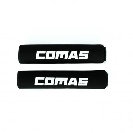 Puños de espuma Comas - 4mm - Puños de espuma Comas. Especiales para la pràctica de biketrial.