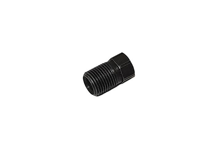 Racor M8 Magura freno hidráulico - Racor M8 para freno Magura. Compatible con latiguillos de 5mm de diámetro exterior.