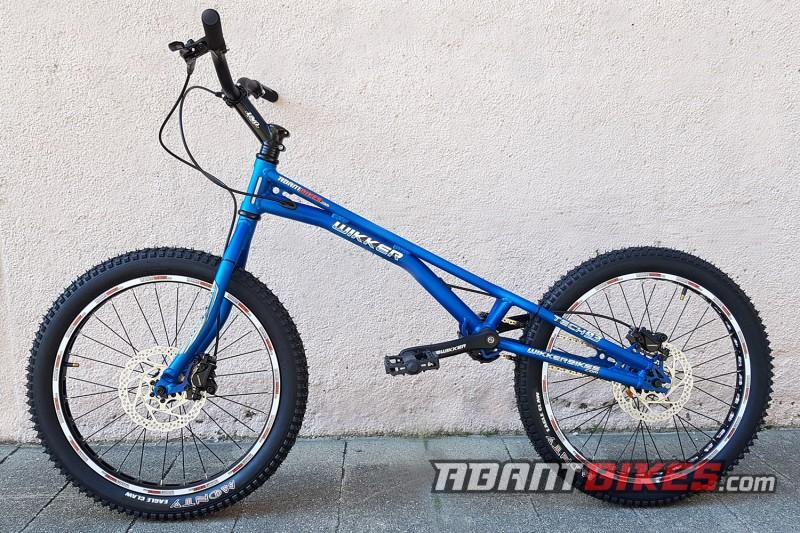 Wikker Tech 9.3 Disc - bicicleta biketrial infantil 930mm 20